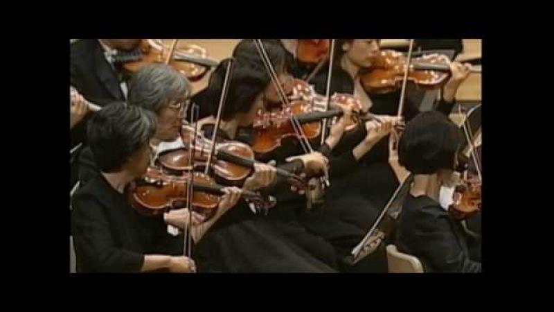 Beethoven Symphony No 1 Ozawa Saito Kinen Orchestra 1999 Movie Live
