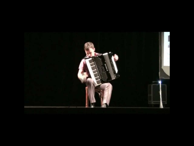 Sergey Lobkov (accordion) A.Mecca Jumping Joe