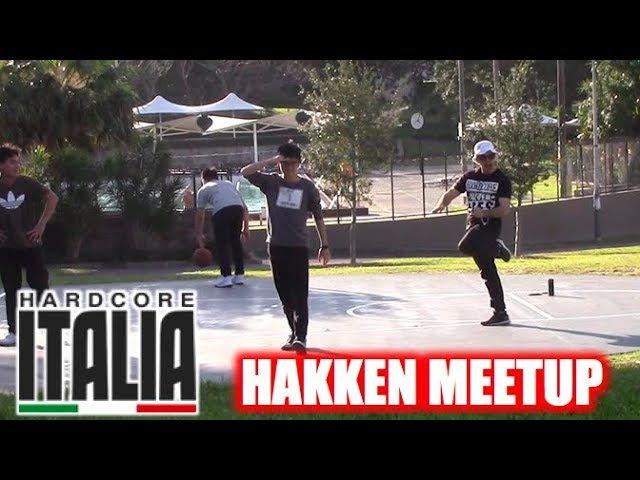 Hardcore Italia Meetup | Skitz Public Hakken!