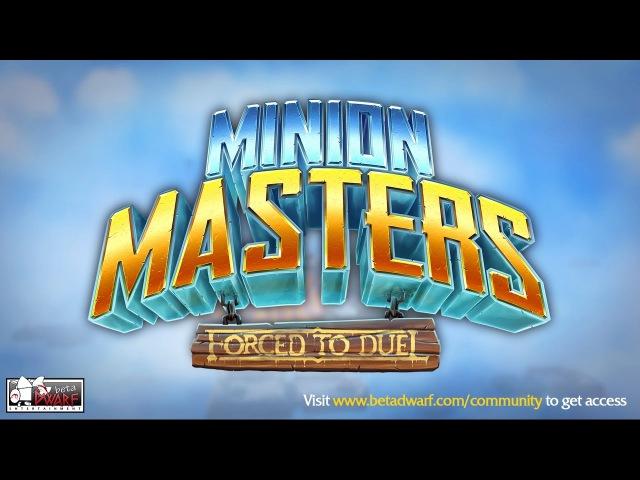 Minion Masters Teaser