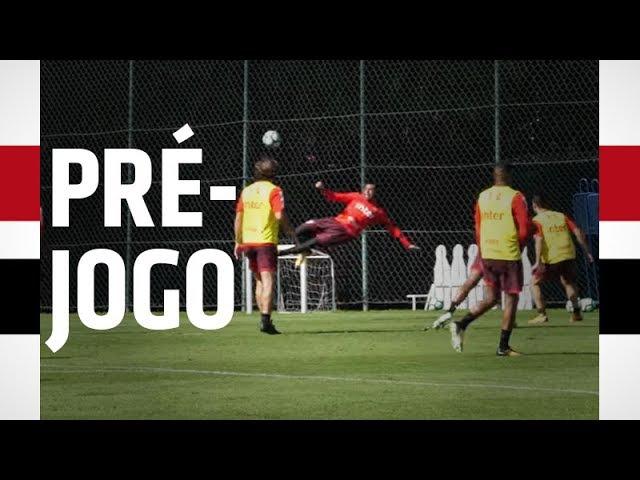 PRÉ-JOGO: SANTOS X SPFC | SPFCTV
