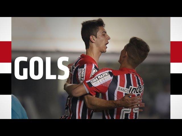 GOLS: SANTOS X SPFC | SPFCTV