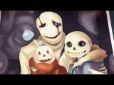 Undertale animation MV (Fallen Angel )