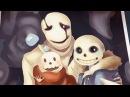 Undertale animation MV Fallen Angel