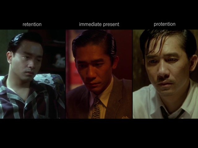 Wong Kar-Wai's Absolute Flux of Consciousness