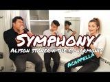 Clean Bandit ft. Zara Larsson - Symphony  Cover by Alyson Stoner ft The Filharmonic