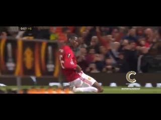 Paul Pogba stunning goal vs Fenerbahce 20/10/2016