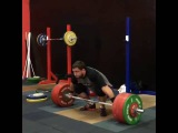Dmitry Klokov snatch 200 kg