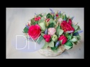 Букет своими руками к 1 сентября DIY Tsvoric Bouquet with own hands by September 1