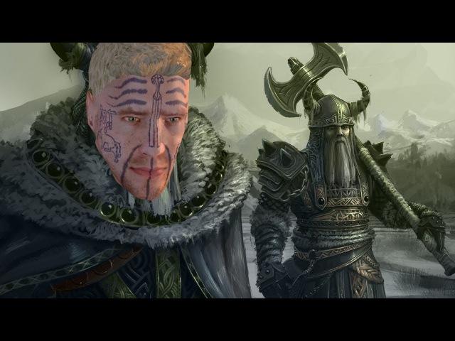 ВИКИНГ СТАРЫЙ ПЕРДУН● Mount and Blade warband Viking