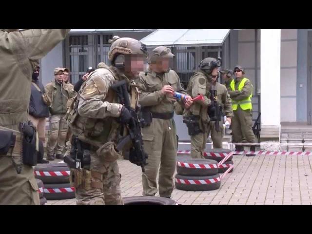 Альфа КГБ vs Альфа ФСБ. Практическая стрельба.
