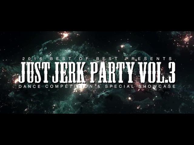 [ 저스트절크 : 절크파티 Justjerk Party Vol.3 ] Justjerk Family