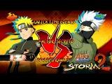 Naruto Ultimate Ninja Storm 2 1080p Boss 1 Kakashi Rank S  Naruto Sakura vs Kakashi Factor Secreto