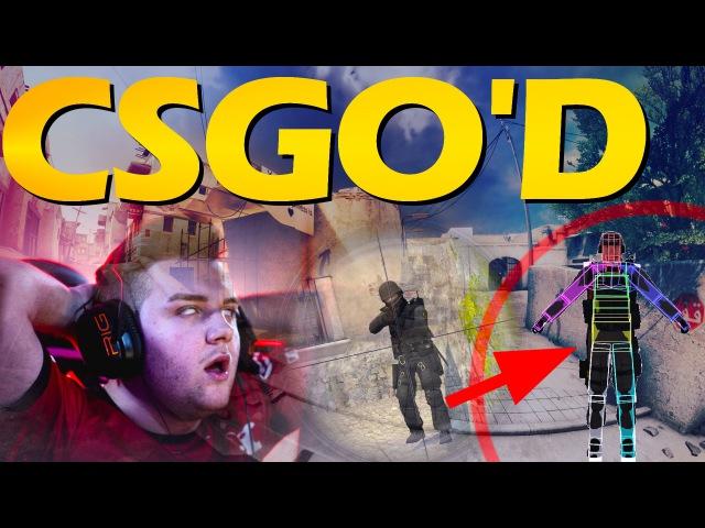 BEST OF CS:GO'D (CSGO IN A NUTSHELL, HITBOX FAILS, EPIC FAILS) VOLVO PLS FIX!