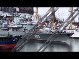 Корабли ВМС Украины в порту Одесса,фрегат