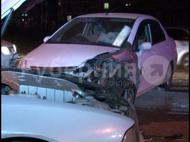 Два человека пострадали по вине нетрезвой автолюбительницы в Хабаровске. MestoproTV