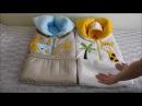 Конверт (одеяло-трансформер) на выписку своими руками