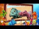Поезд Динозавров Серия Землетрясение