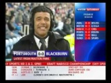 Sky Sports Chris Kamara misses red card in soccer match