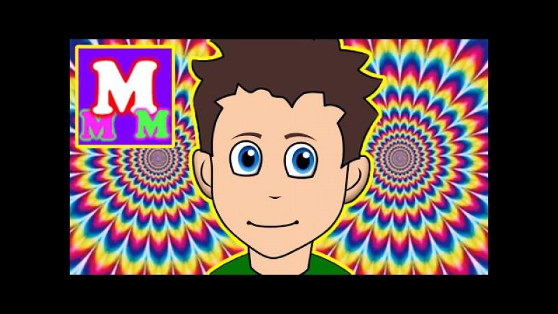 Мистер Макс ВЗРЫВАЕТ мозг ПОКАЗЫВАЕТ невероятные оптические иллюзии МУЛЬТИК