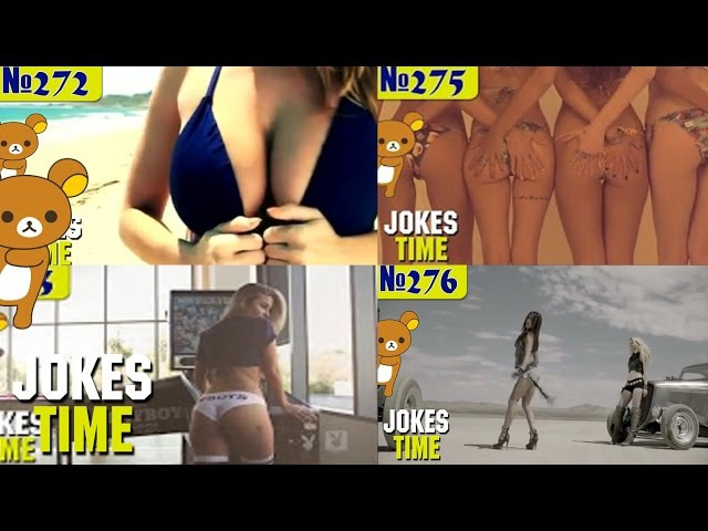 ЛУЧШИЕ ПРИКОЛЫ ЗА НЕДЕЛЮ, большая подборка приколов 18 2016 Jokes Time видео приколы 2016