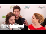 Интервью  12 Обезьян  12 Monkeys Amanda Schull, Aaron Stanford &amp More On Final Season  SDCC 2017  Entertainment Weekly