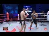 Mohamed Mezouari (MOROCCO) vs Arman Hambaryan (ARMENIA) - Kunlun Fight 57 - 70kg Tourn 1 SemiFinal 2