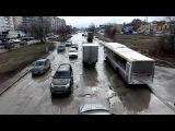 Дороги Волгограда за год до ЧМ-2018: взгляд с высоты птичьего полета