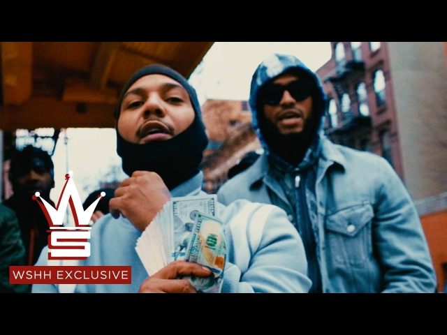 Juelz Santana Time Ticking Feat Dave East Bobby Shmurda Rowdy Rebel WSHH Exclusive Video
