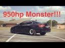 950hp Monster N54 BMW 335i