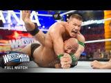FULL MATCH — The Rock vs. John Cena -