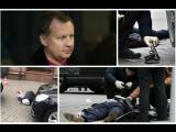 Убийство экс-депутата Госдумы Дениса Вороненкова. Видео камер наблюдения. Ужас, шок, жесть 18+