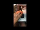Изготовление набора из натуральных волос для самостоятелного наращивния в студии ТМ GT