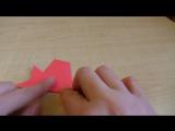 Поделки на 9 мая. Как сделать звезду из бумаги своими руками. ~Умная Мама~