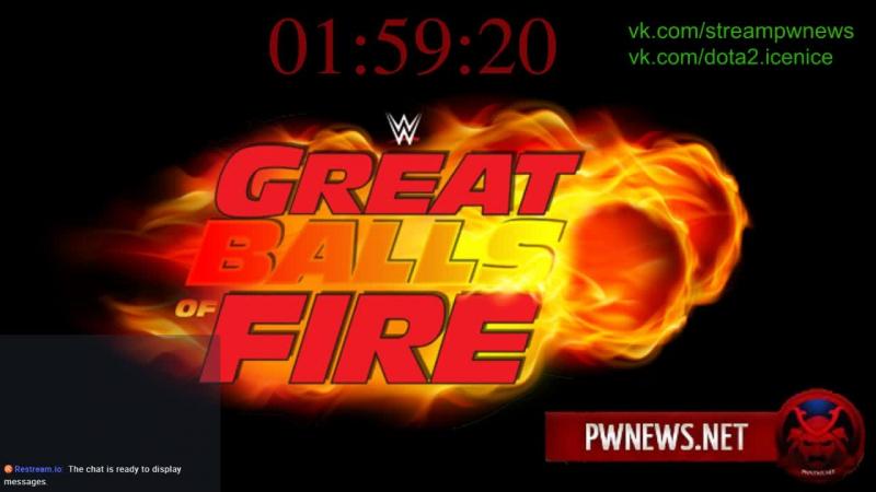 Great Balls of Fire 2017 | PWnews.net