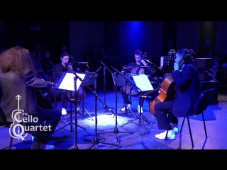 The Cello Quartet - World Rock Hits Covers