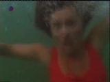 Ein Frau mit Kaliber -drown non fatal