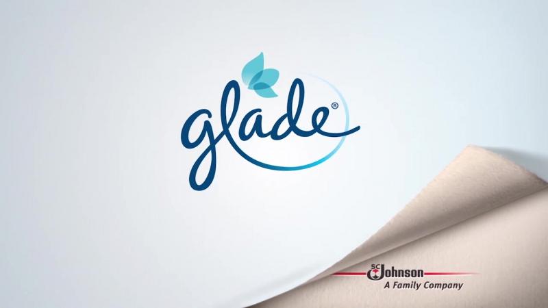 Свобода - и для этого у нас есть аромат Glade
