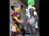 Cosplay-разное-гифки-Mercy-(Overwatch)-3826153