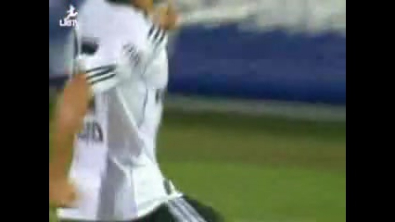 2010 - 2011 Sezonu - Beşiktaş-MKE Ankaragücü dakika 67 gol Bobo