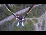 Сочи свинг прыжок с моста высотой 170 метров