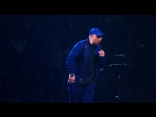 Баста - Рэп, Который По-Лютому Прёт (LIVE: Олимпийский 360) / 22.04.2017