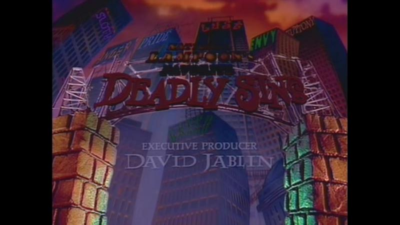 Национальный пересмешник - Любимые смертные грехи / National Lampoon's - Favorite Deadly Sins (1995)