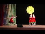 Народный ансамбль песни и танца Русские узоры Молдавский танец