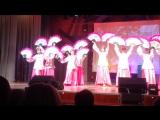 Корейский народный танец. ансамблю учителей школы № 7 Екатеринбург
