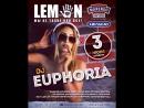 DJ Euphoria-Lemon club 2017