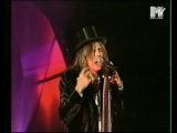 Aerosmith  Pink   Falling in love is hard on the knees live (MTV Music Awards)