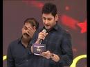 Super Star Mahesh Babu gives MMASouth Best Music Composer award to M Jayachandran