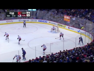 Highlights: CGY vs COL Dec. 27, 2016