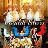 Шоу-балет Вивальди / dance / световое шоу